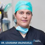 Dr. Louisiana Valenzuela Portrait