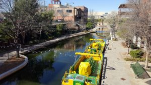 Taxi Boats - Bricktown OKC