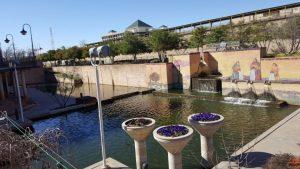 Water Features - Bricktown
