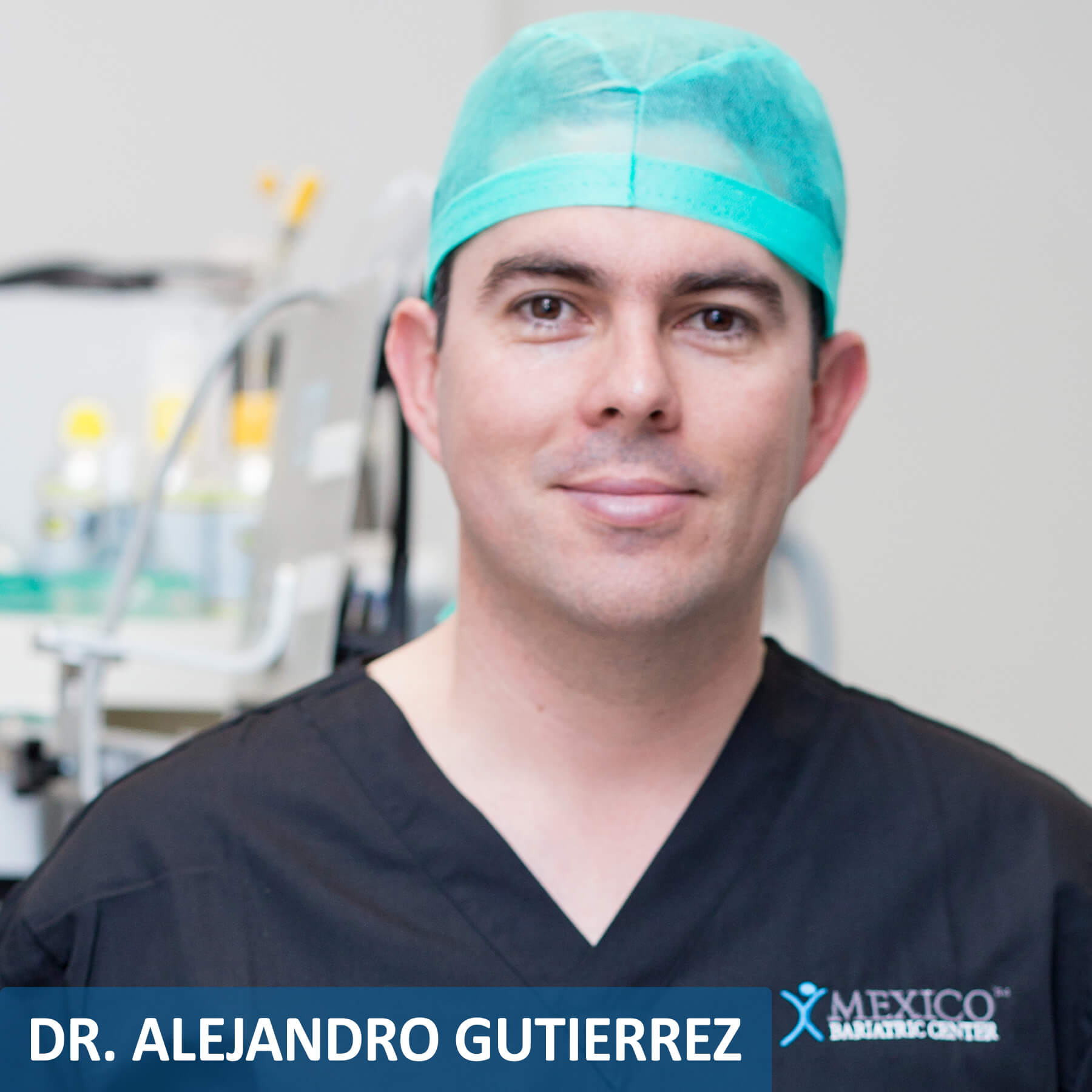Doctor Alejandro Gutierrez, Bariatric Surgeon