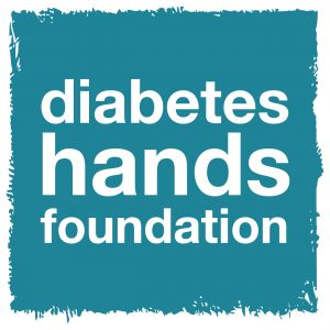 Diabetes Hands Foundation logo, diabetes support