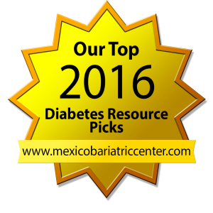 Mexico Bariatric Center 2016 Top Diabetes Resources image, diabetes support
