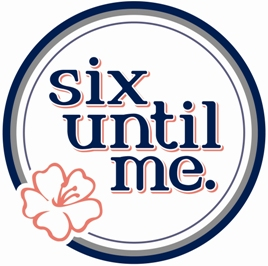 Six Until Me logo, diabetes support