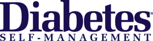 Diabetes Self Management logo, diabetes support