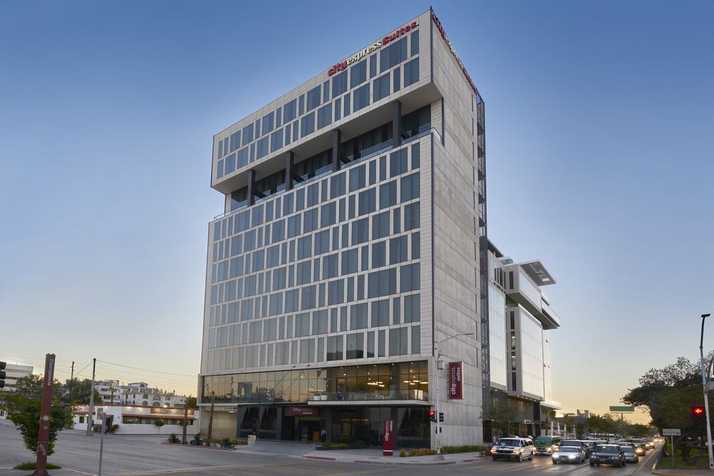 City Express Suites Hotel