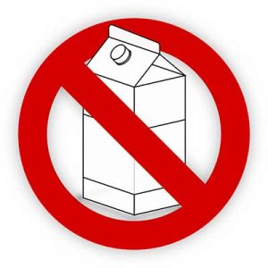 lactose intolerance, milk substitutes to avoid.