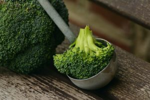 World Diabetes Day. Food for diabetes, broccoli