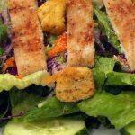 Bariatric Diet Fast Food Chicken Salad