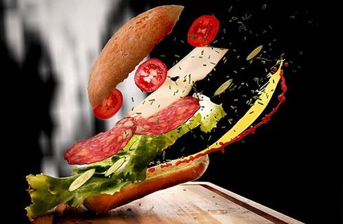 Healthy Sub Sandwich on a Bariatric Diet