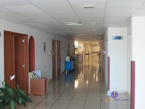 Puerto Vallarta Cornerstone Hospital Reception