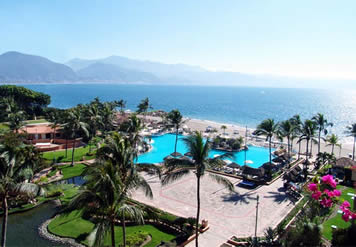 Puerto Vallarta Marriott Hotel