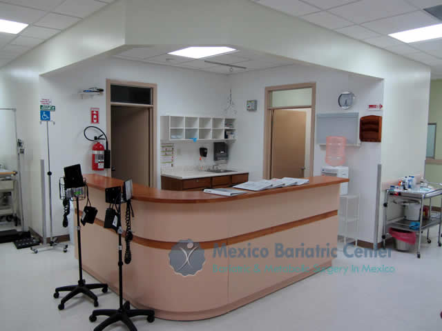 Tijuana Hospital Mi Doctor Nurse Station
